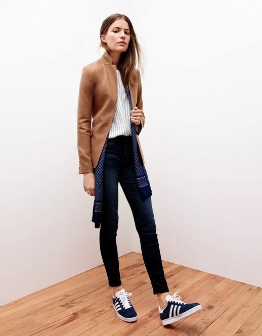 2886272ca Sandals and Shoes To Wear With Skinny Jeans - FashionPro