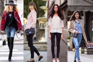 Sandals and Shoes for Skinny Jeans