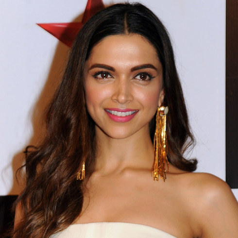 Bollywood Actress Deepika Padukone.