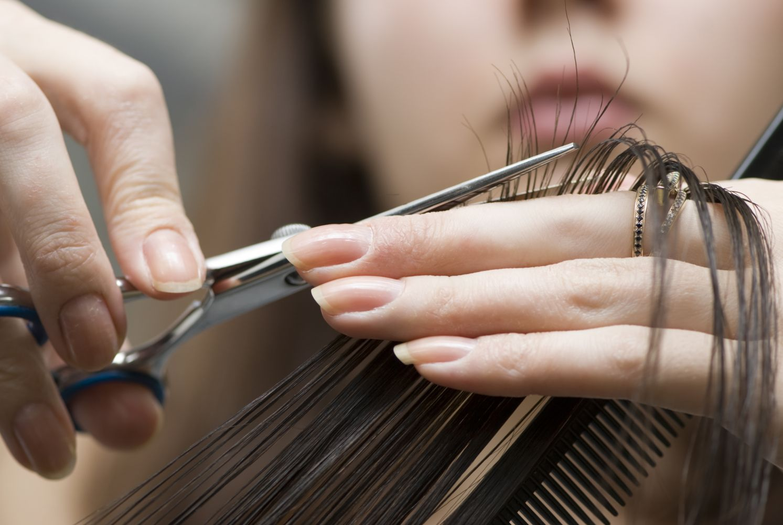 Get a trim regularly