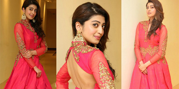 Pranitha Subhash's Look