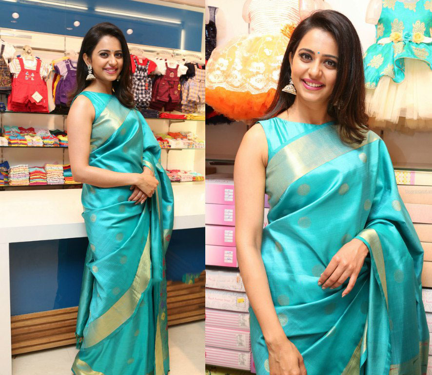 Rakul at the event!