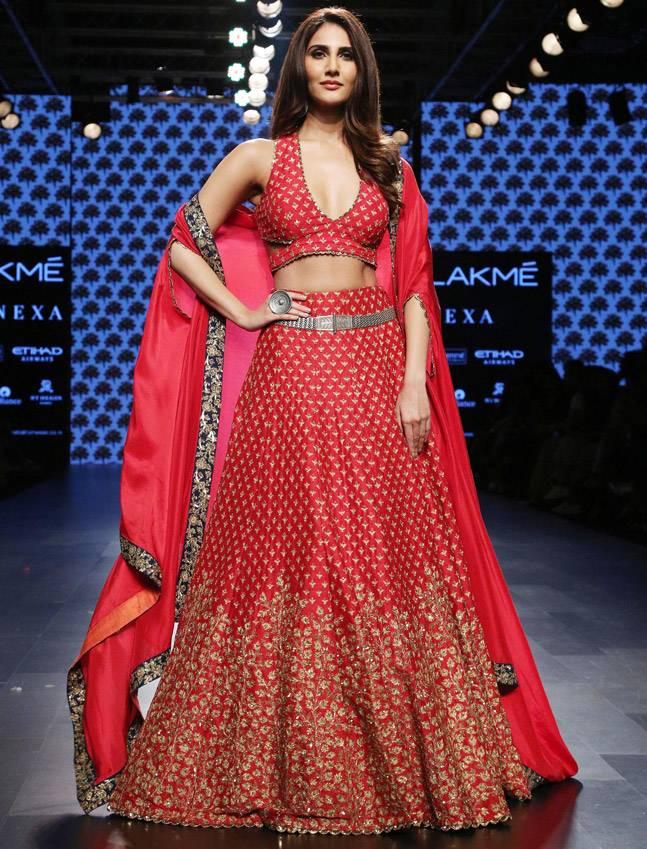 Vaani Kapoor's Look