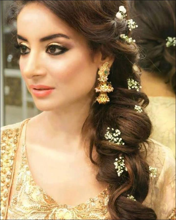 Braid Hairstyles For Wedding Party: Hairstyle For Short Hair Bride