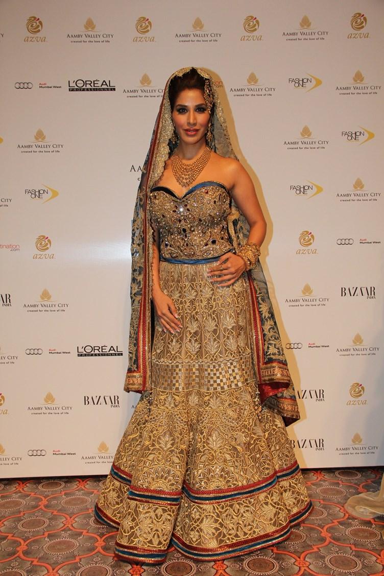Mandira Wirk's Designer Blouses