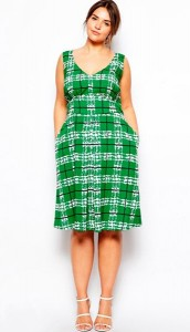 Wholesale_plus_size_clothing_midi_dresses_in