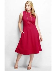 womens-plus-size-ponte-a-line-dress-punch