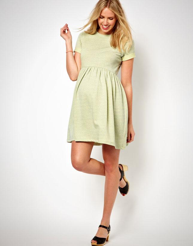 Shift dresses for pregnant women