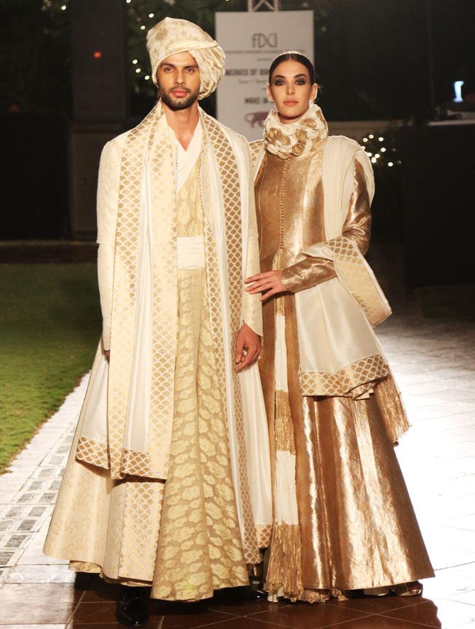 Make in India Fashion week
