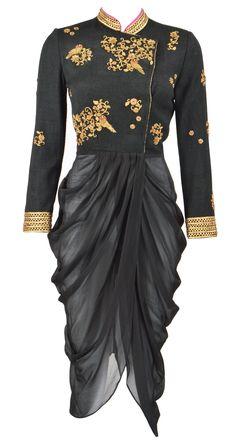 Dhoti style kurta