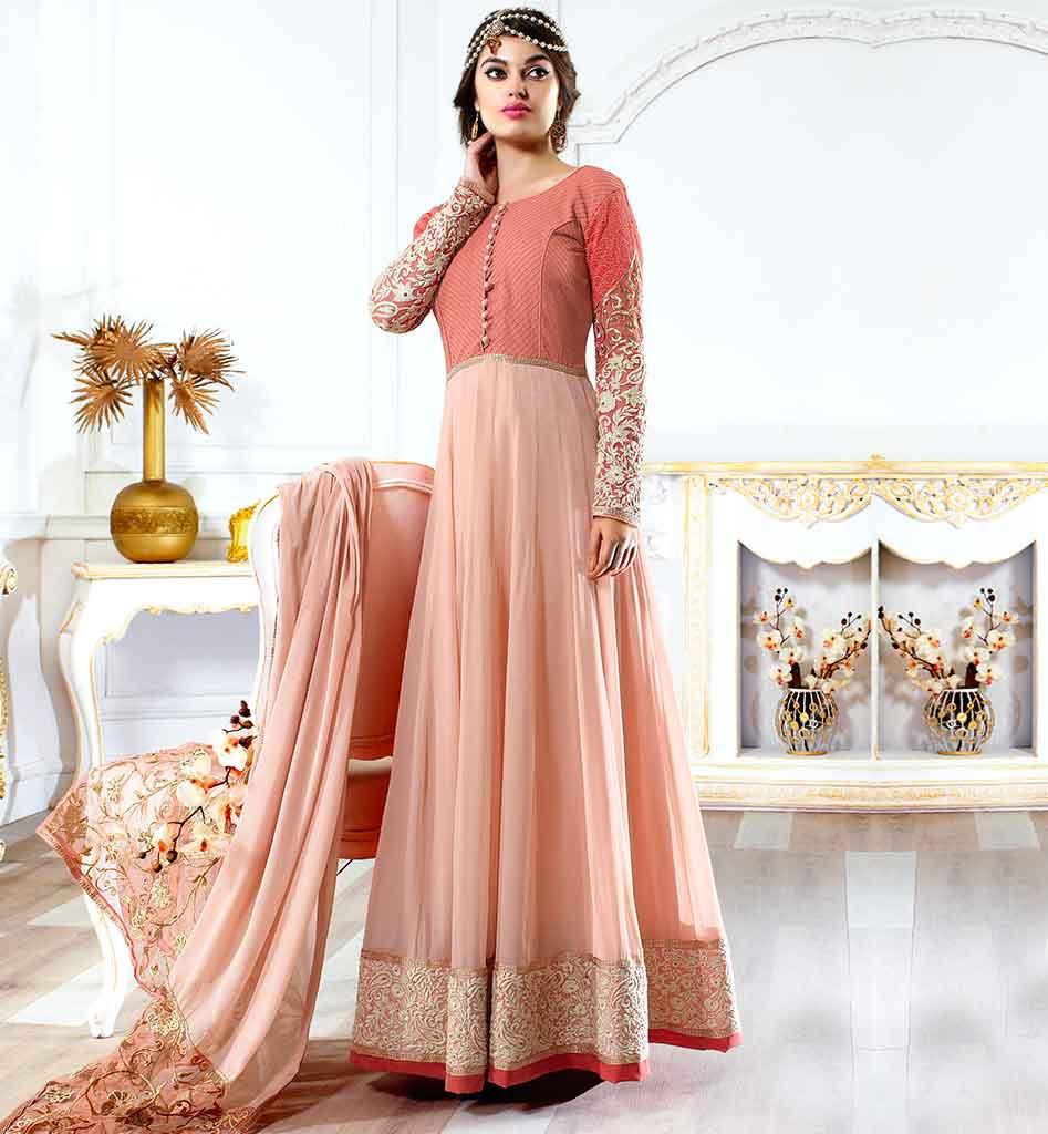 Floor length/Gown style kurti