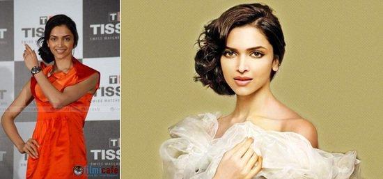 Hairstyles Inspired By Deepika Padukone_ The Side Bun