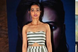 Radhika Apte at a film promotion event!