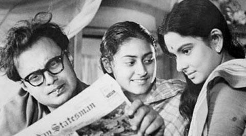 A still for Satyajit Ray's Mahanagar