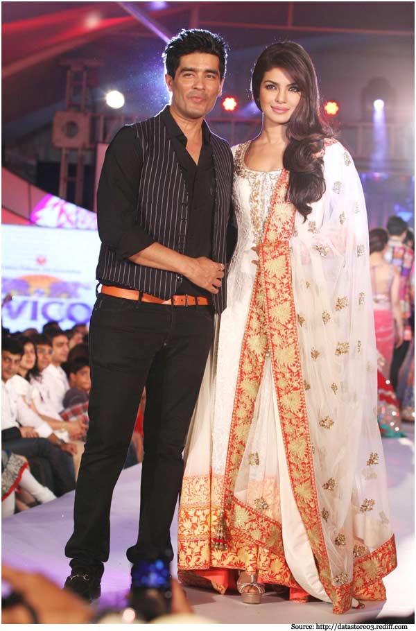 Priyanka-Chopra-with-designer-Manish-Malhotra