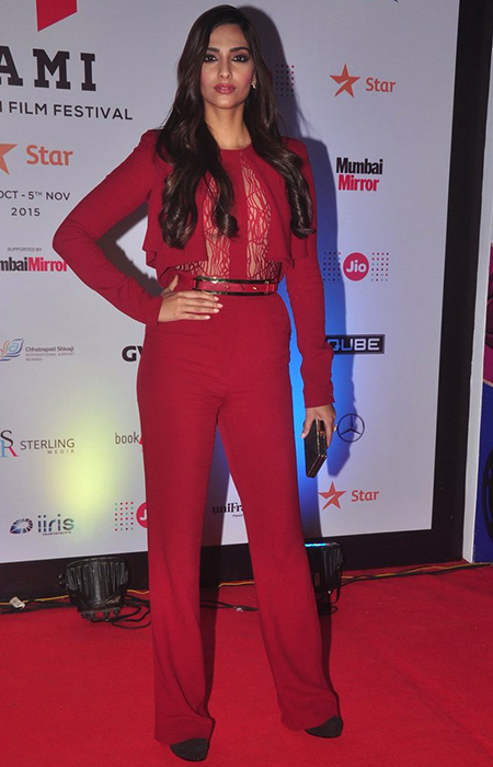 Sonam Kapoor at MAMI 2015
