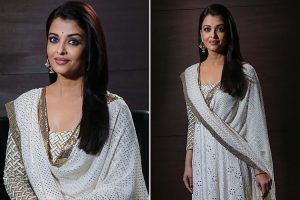 Aishwarya Rai in Monisha Jaisingh Anarkali