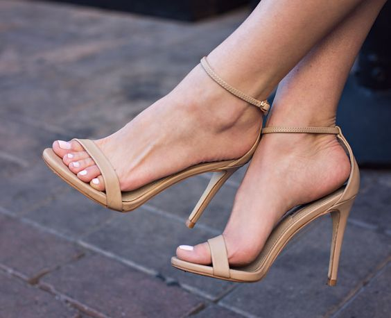 Spring Cut Sandals