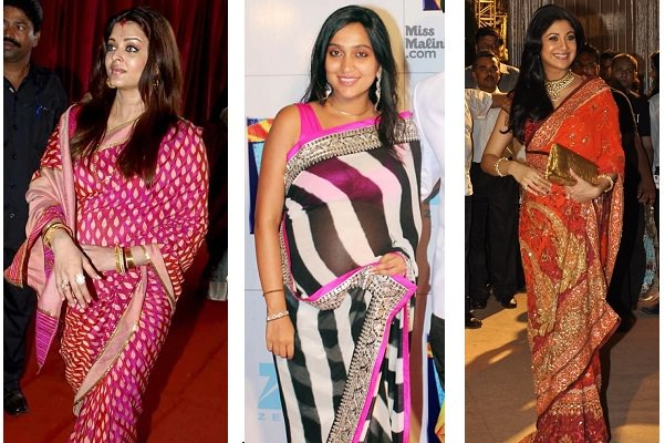 saree-for-pregnant-women