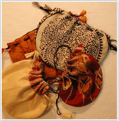 Assortment of batuas