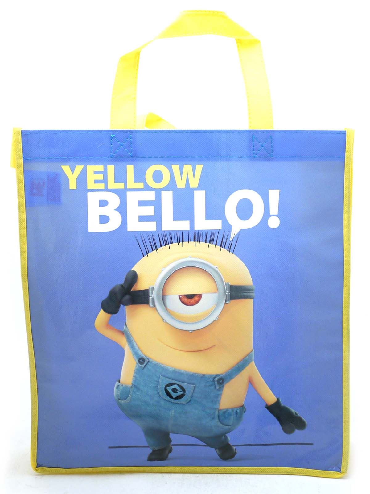 Totes with cartoon characters