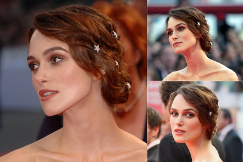 Lokk at Keira Knightly's take on this accessory