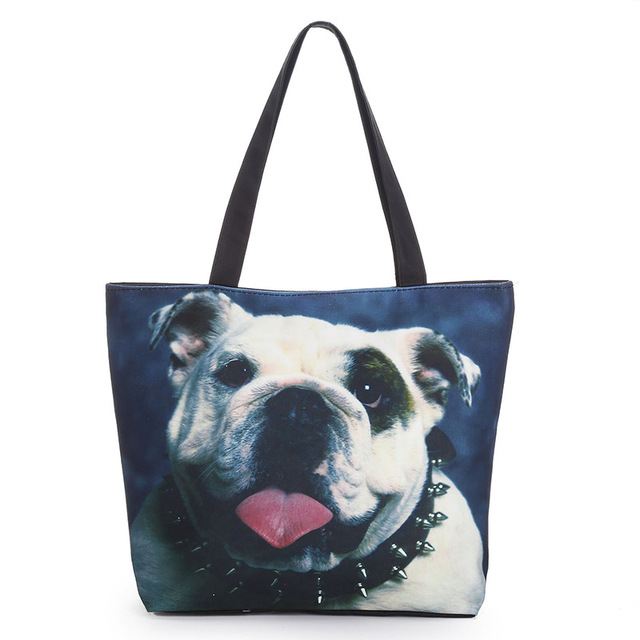 Tote bags with pictures
