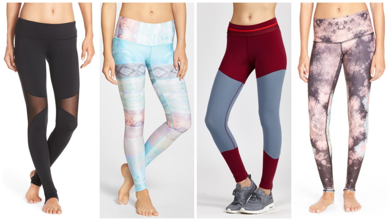 So many leggings options!