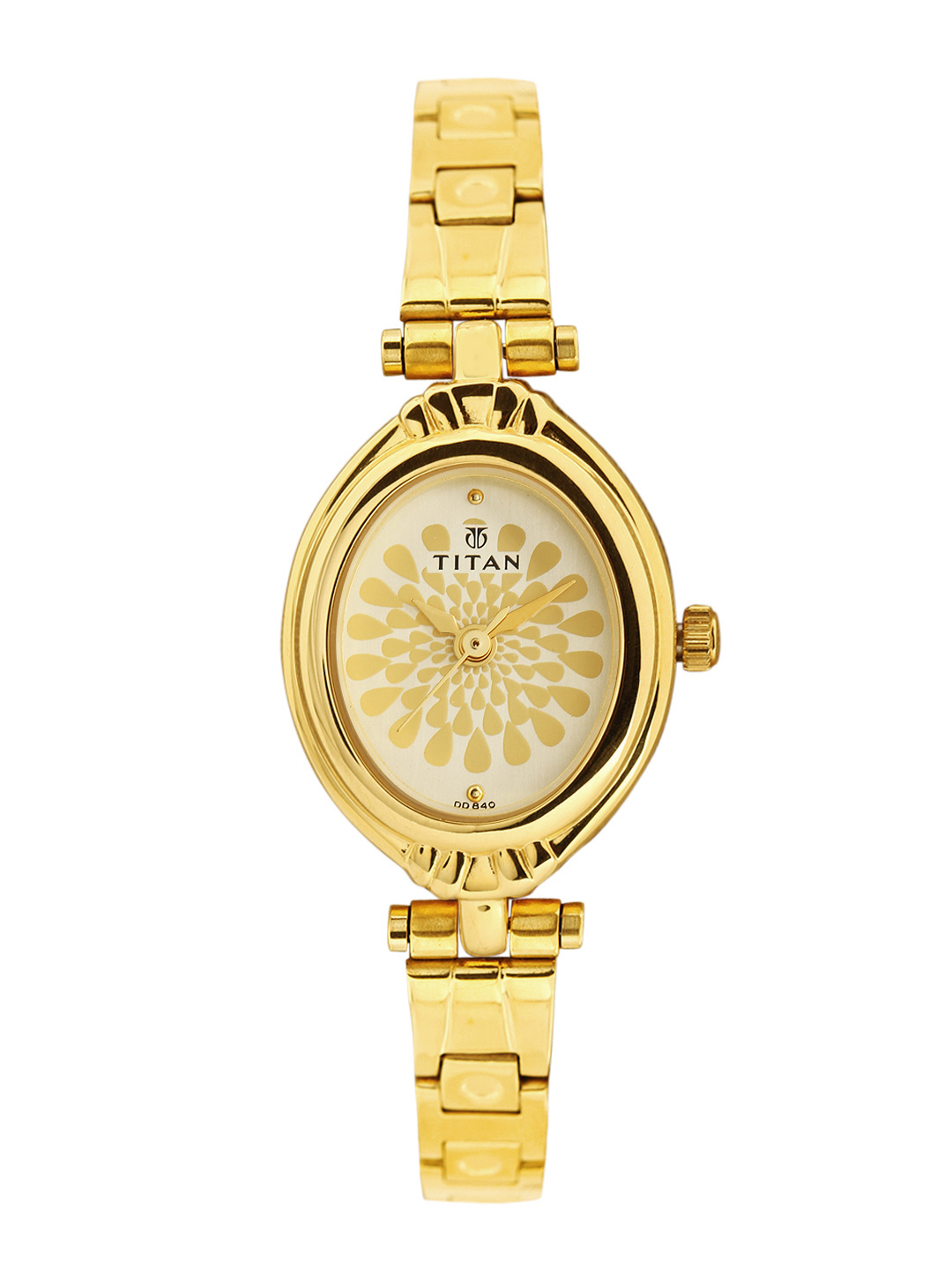 Another pretty champagne dial watch