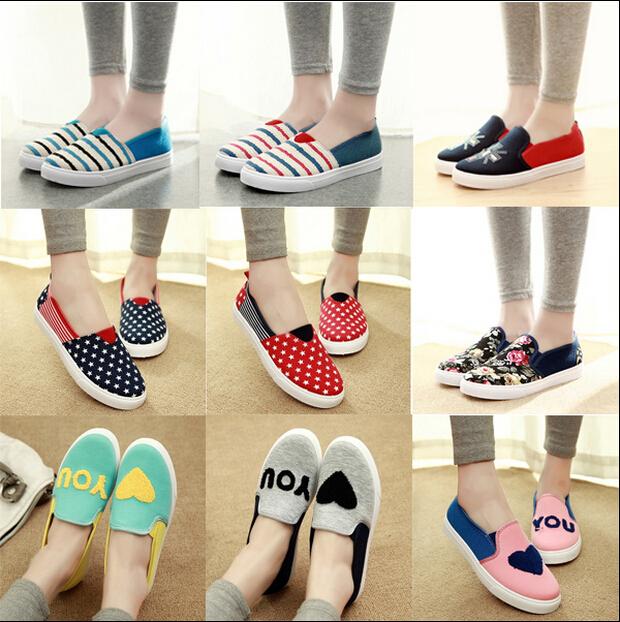 Cute Canvas Shoes