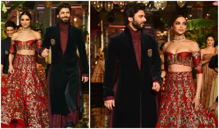 Deepika and Fawad
