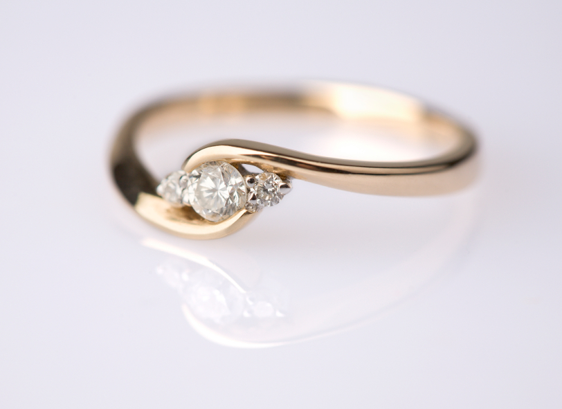 Another beautiful ring for brides