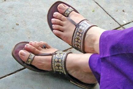 Kholapuri chappals