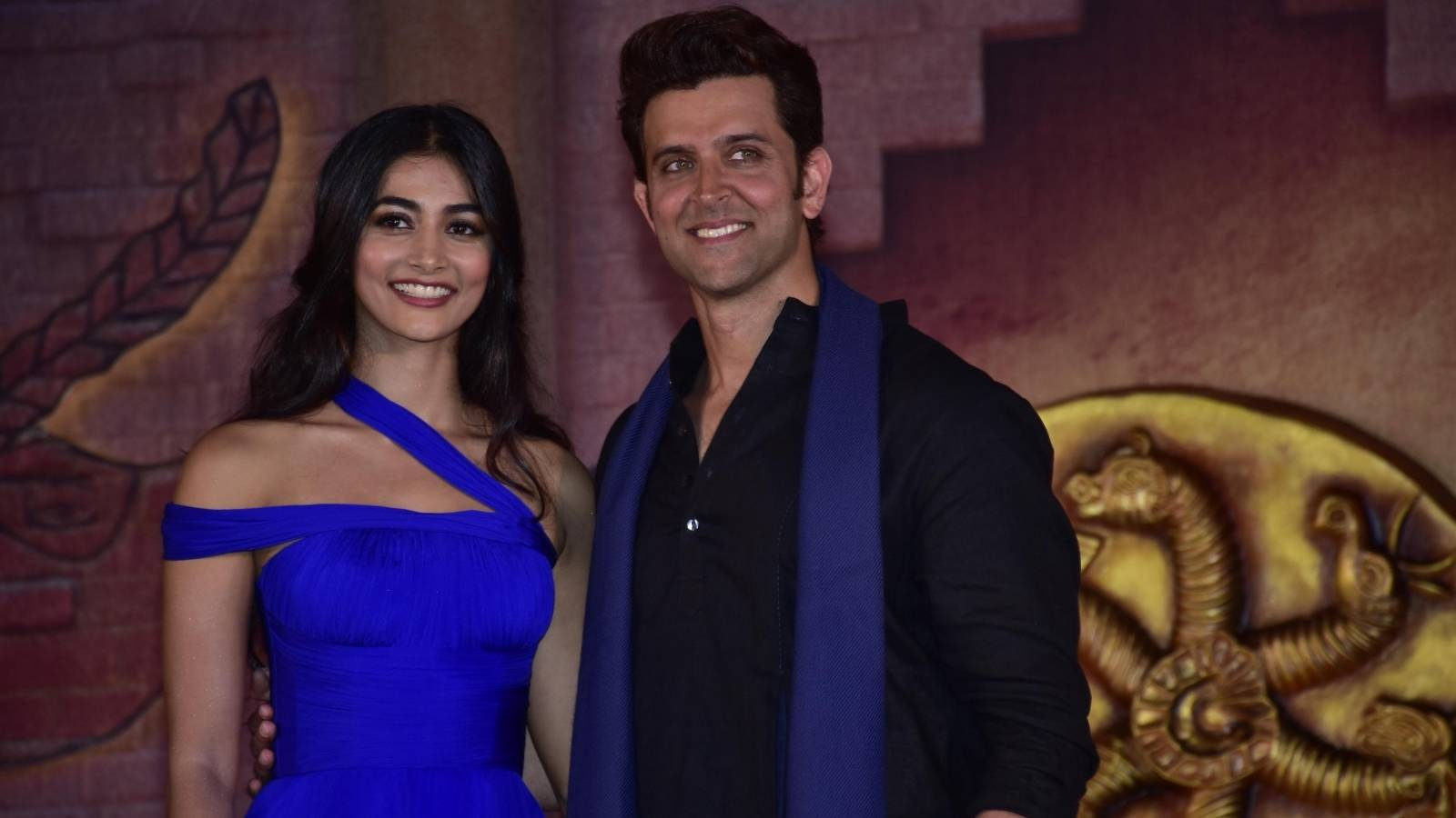 Pooja and Hrithik