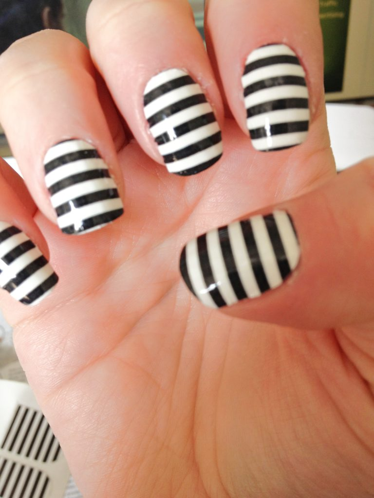 Stripes all the way