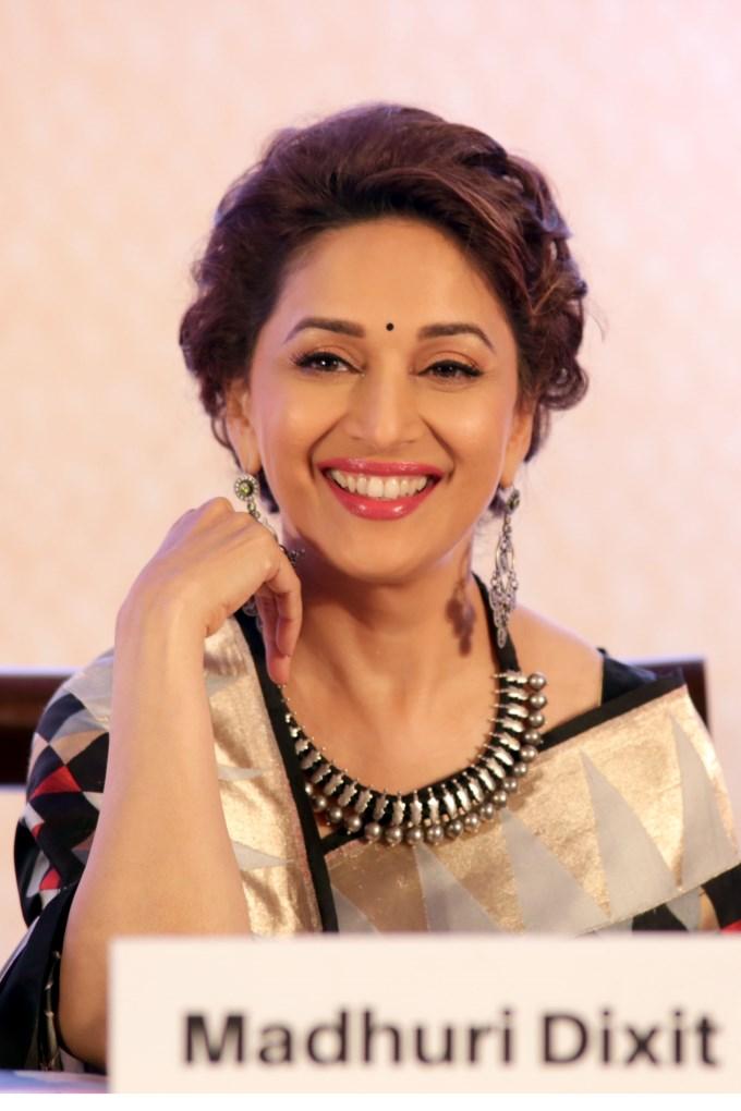 Madhuri Dixit Looks Mind-Blowing in Ashdeen for Ekaya