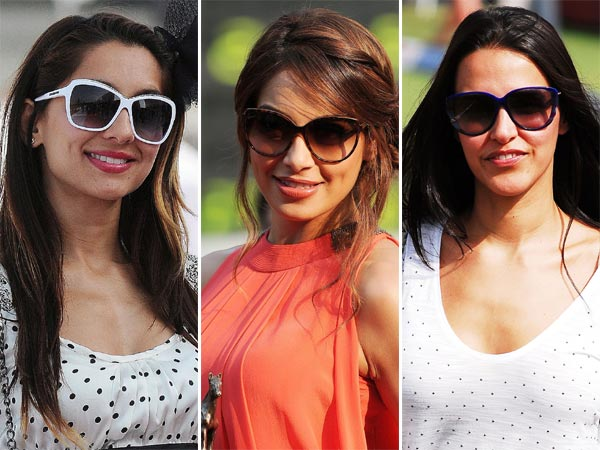 Sunglasses- from casual to funky