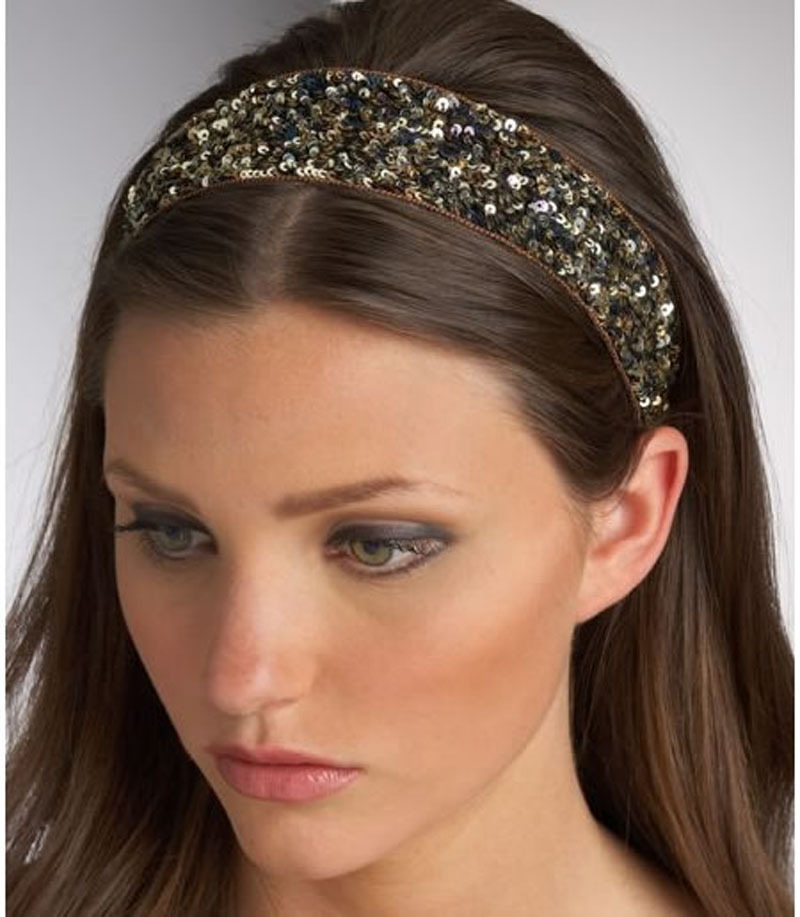 Sequins Hairband