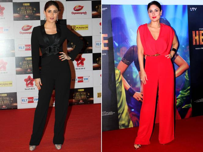 Kareena Kapoor Khan in Jumpsuit.