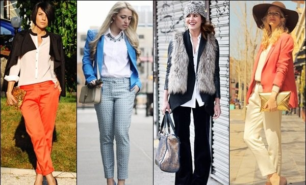 Blazer for All Different Occasions.
