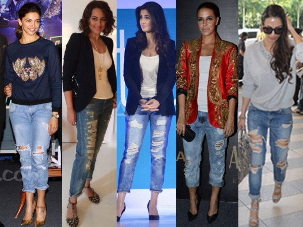 Bollywood Actresses are looking stylish, comfortable and chic.