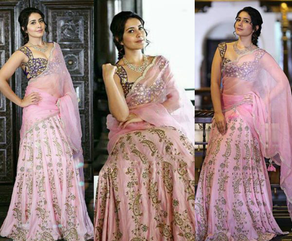 Raashi Khanna's Look