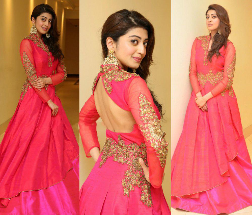Pranitha Subhash's Look