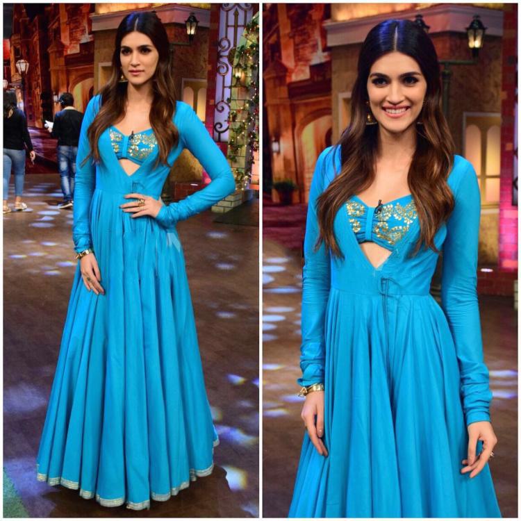 Ethnic wear: Anarkali dress