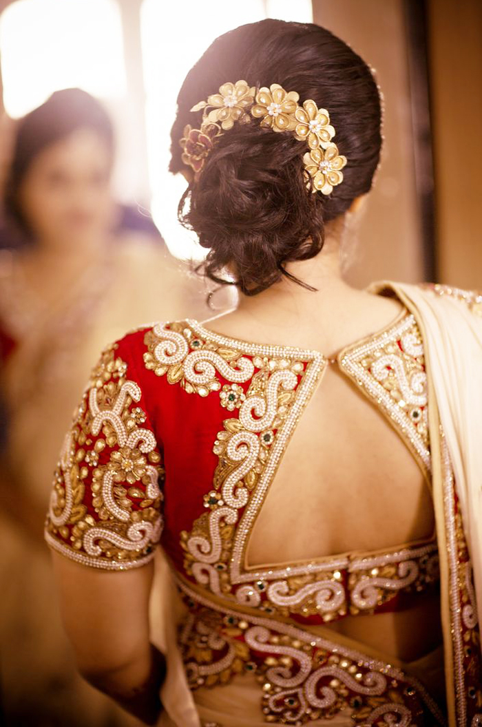 indian bridal hair style indian reception hairstyles for hair hairstyles 6138